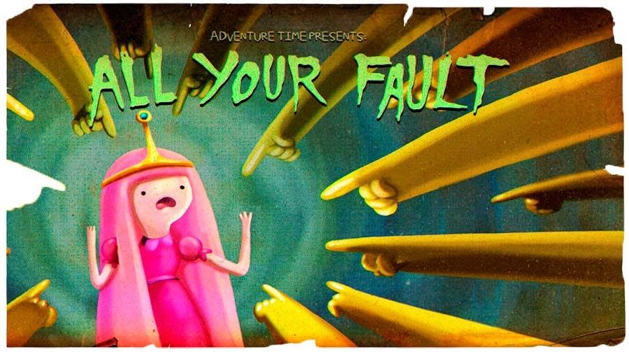 A culpa é toda sua