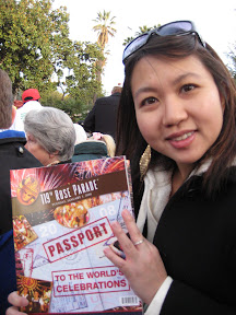 me and the parade guide