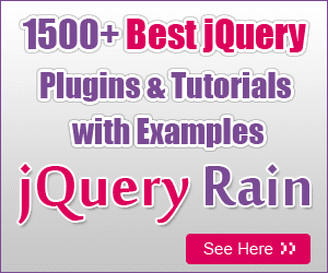 Best jQuery Plugins with examples & Demo