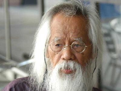 Pengerusi Bersama Bersih 2.0, Datuk A. Samad Said