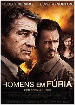 Homens Em Fúria – DVDRip AVI Dublado