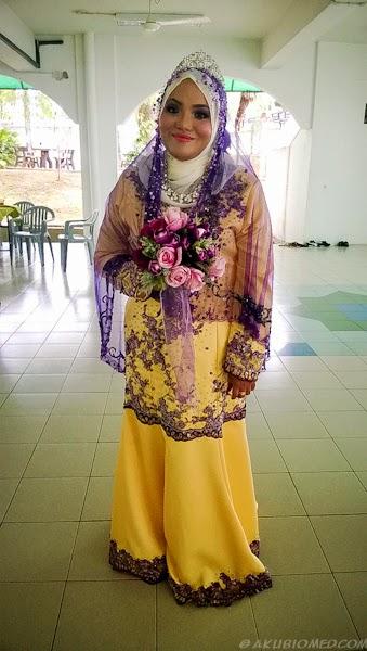 yana yassin pengantin perempuan