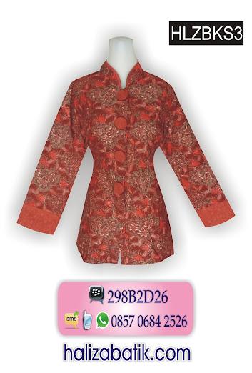 grosir batik pekalongan, Busana Batik, Baju Batik Wanita, Baju Batik Modern