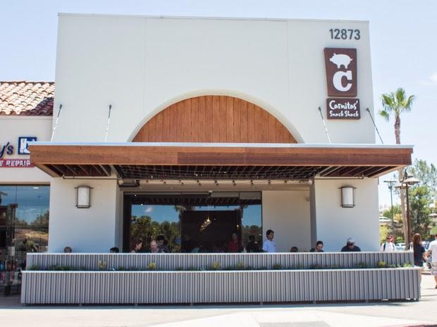 Carnitas' Snack Shack – Carmel Valley/ Del Mar