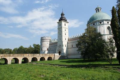Krasiczyn - el Palacio aristocrata en el sureste de Polonia