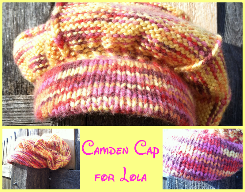Camden Cap for Lola