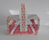 3D Expanding Sewing Box