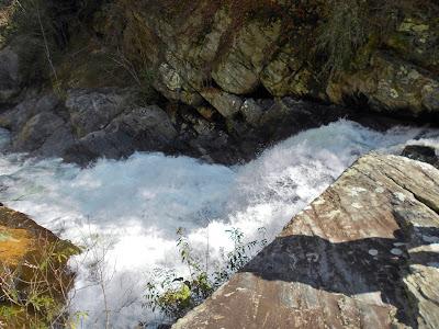 Chub Line Falls