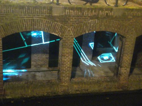 Utrecht Trajectum Lumen luci galleria