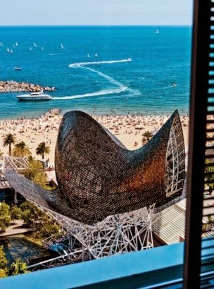 Hotel Arts Barcelona, Espanha