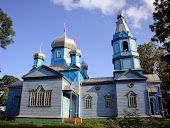 Успенская церковь в с.Жаботин