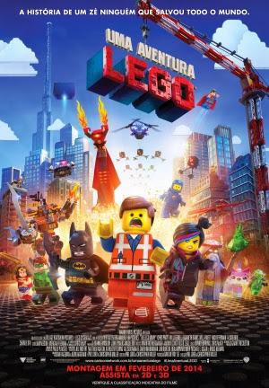 Filme Poster Uma Aventura LEGO TS XviD & RMVB Dublado