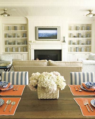 Đầu tư kỹ lưỡng cho không gian sum họp của gia đình