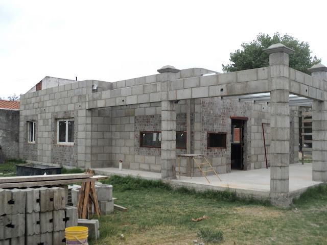Construccion de viviendas industrializadas con bloques de for Viviendas industrializadas precios
