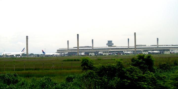 Рио-де-Жанейро, аэропорт Galeão (GIG): терминал, стыковки
