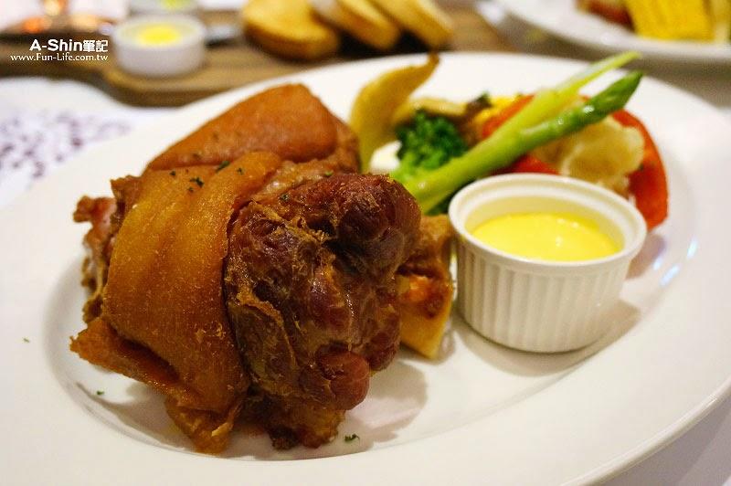 台中義大利式餐廳-聖娜朵義式食尚-9