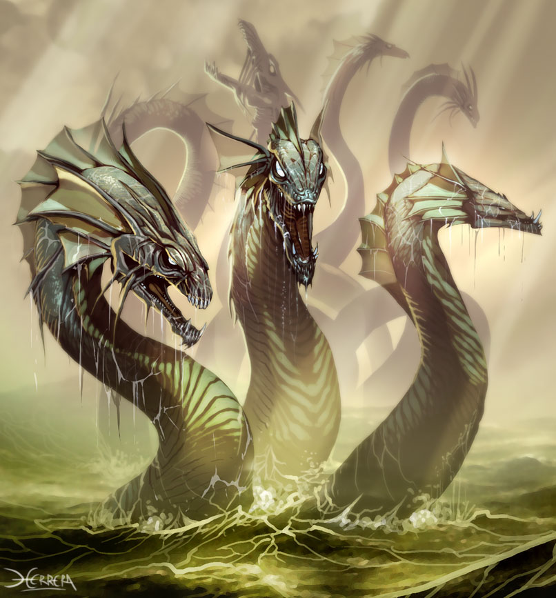 Hydra  Mythology Greek Mythology Hydra
