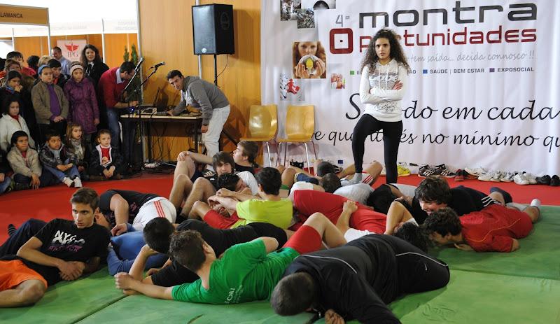 """Montra de Oportunidades de Lamego deu """"novas ideias"""" para o futuro dos jovens"""