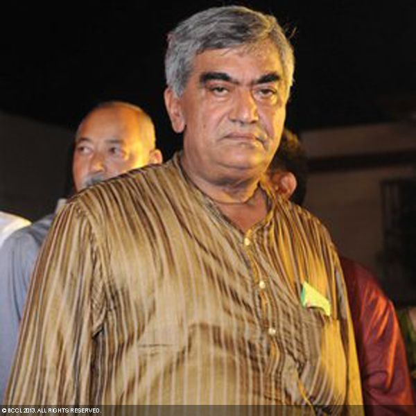 Manohar Nayak during the wedding ceremony of Ragini and Ashok, held in Delhi.
