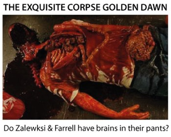 The Exquisite Corpse Golden Dawn Image