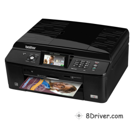 Get Brother MFC-J835DW printer's driver, learn how to setup