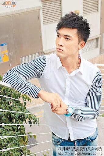 陳國峰不愛岑麗香,選女友相當「重口味」。
