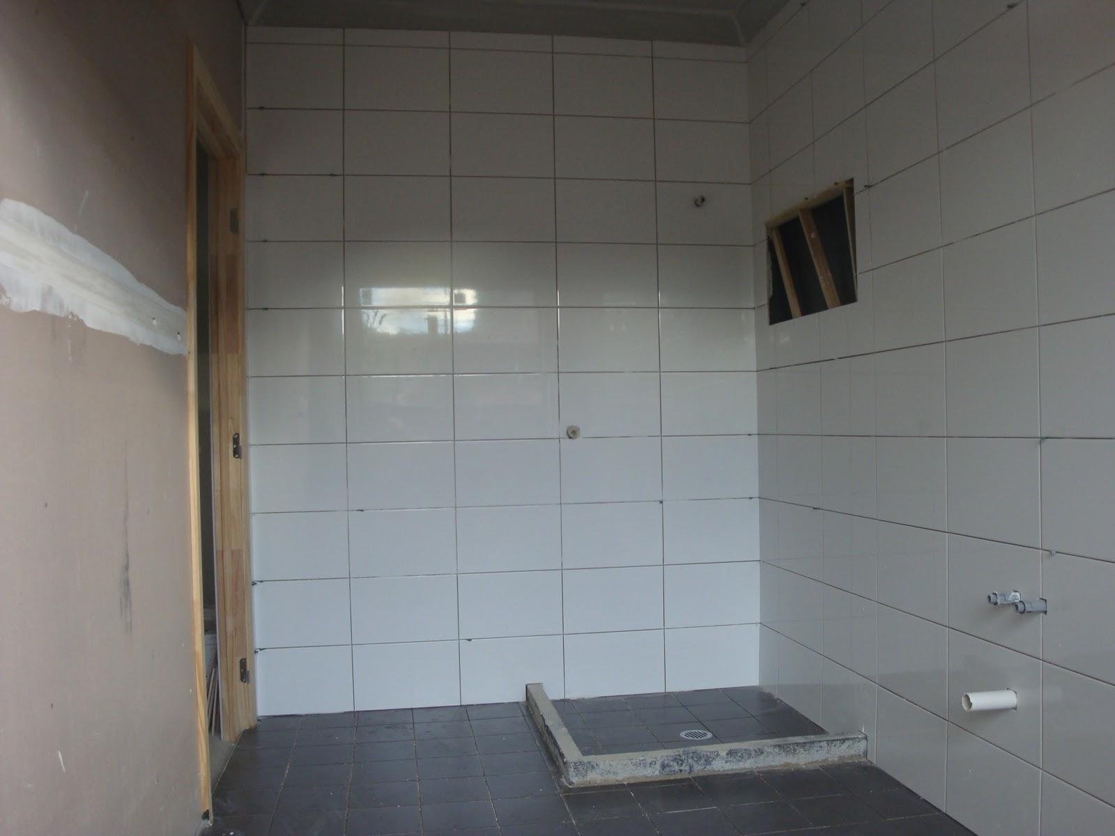 KKB Wisdom Home Sorrento 28MkII - Knockdown Rebuild: Bathroom Tiling ...