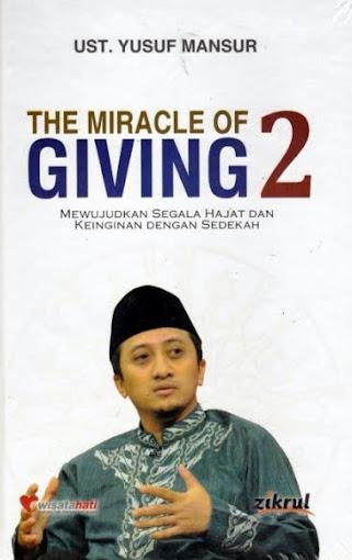 The Miracle of Giving 2: Mewujudkan Segala Hajat dan Keinginan dengan Sedekah | RBI