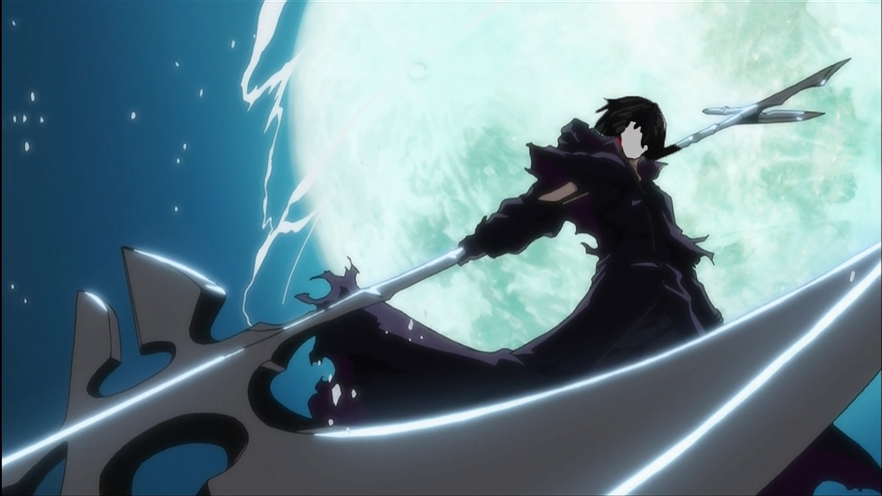 Dark Anime Girl With Scythe Newhairstylesformen2014 Com