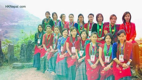 मिस तमुस्यो नेपाल प्रतियोगीको प्रि-जजिङ्ग