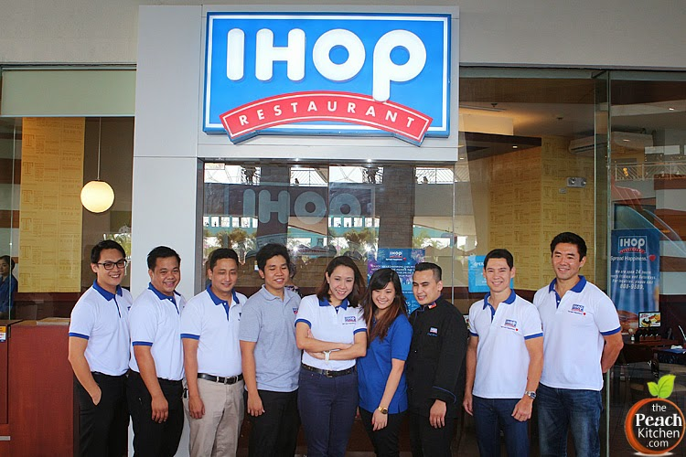 IHOP Filipino Breakfast | www.thepeachkitchen.com