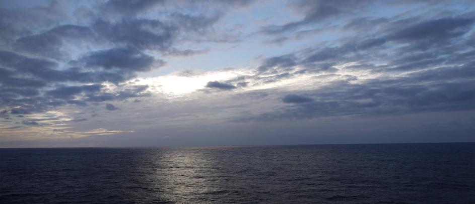 John S Island Ocean Away