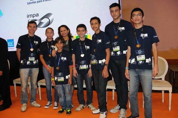 Anote Brasil: Estudantes do RN conquistam medalhas na Olimpíada de Matemática
