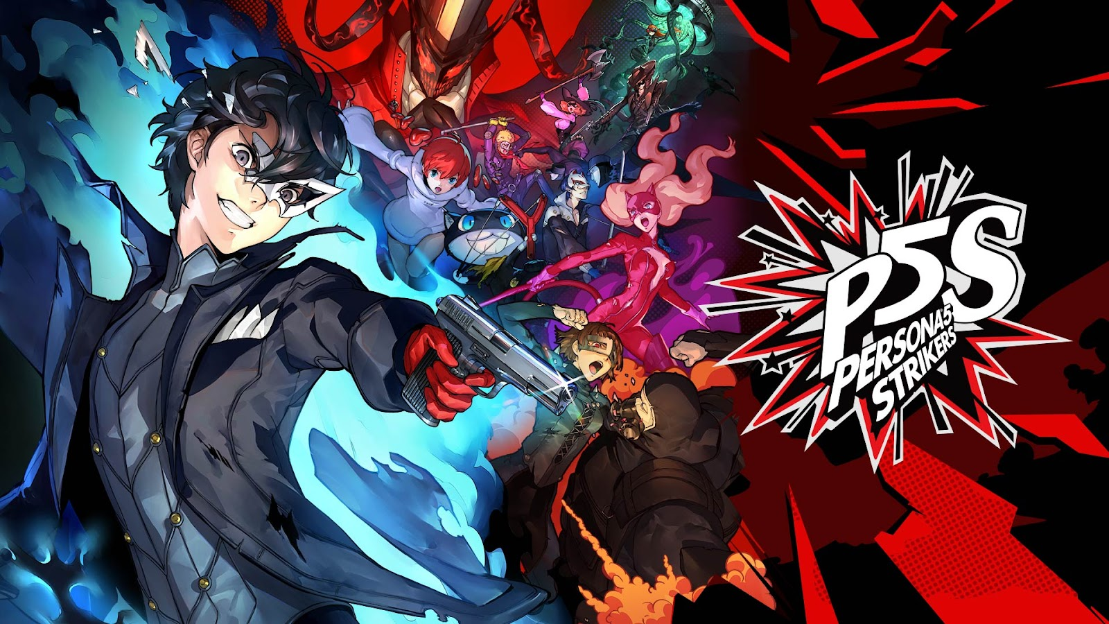 Persona® 5 Strikers for Nintendo Switch - Nintendo Game Details
