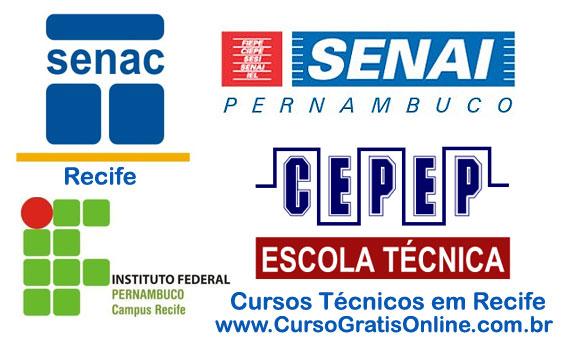 Cursos Tecnicos em Recife