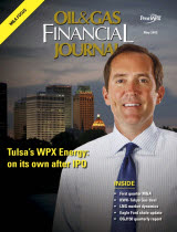 oil gas financial journal 05/2013