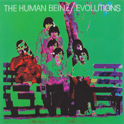 the Human Beinz ~ 1968 ~ Evolutions