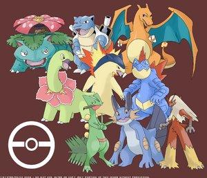 Salam 39 s blog gambar gambar pokemon - Pokemon perle evolution ...