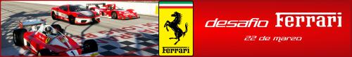 CRT Desafío Ferrari