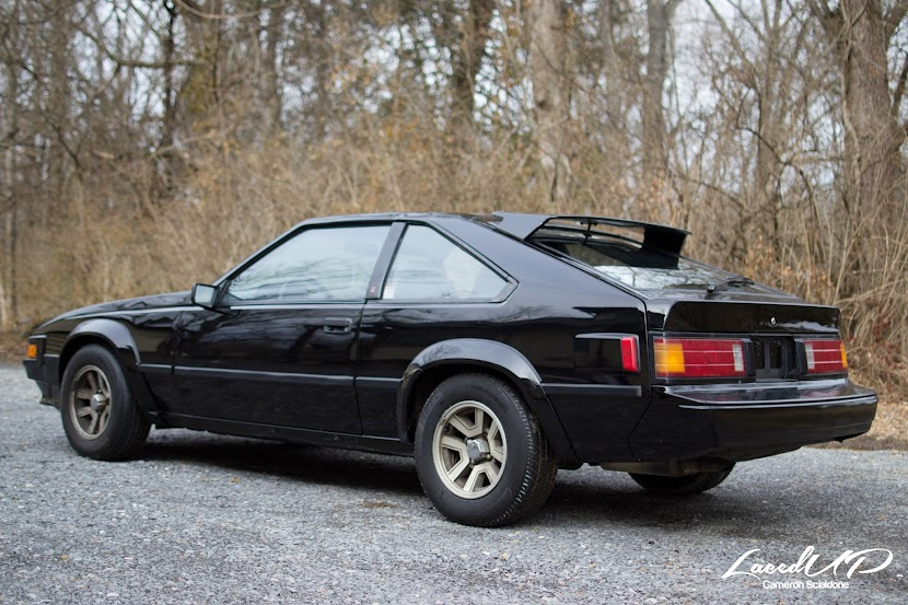 1984 toyota celica supra p type automatic for sale. Black Bedroom Furniture Sets. Home Design Ideas
