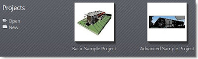 Revit Elemental: Revit Sample Projects