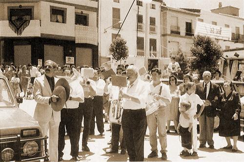 1983 - Banda de Música. Campillo de Arenas