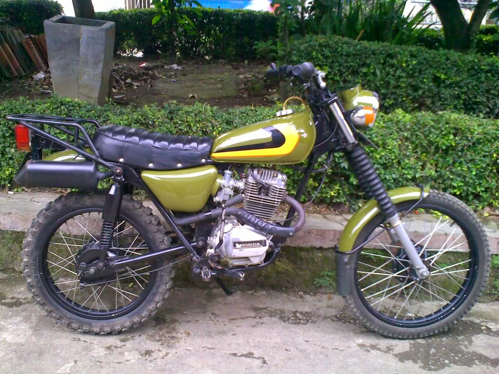 Honda Gl Max Modifikasi Jap Style