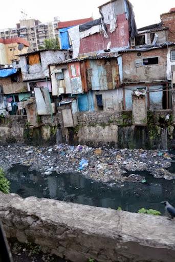 Dharavi Slum, India