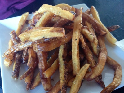 Fries at B&B Junction Winter Park