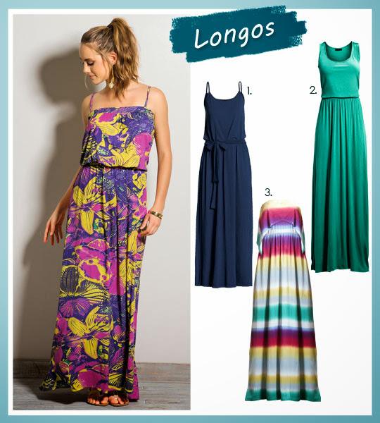 onde comprar vestidos longos