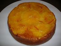 Gâteau à l'orange - recette indexée dans les Desserts