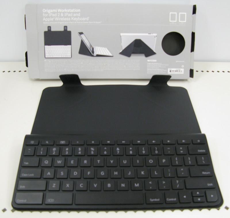 Incase Origami Workstation, Ständer für iPad und Hülle für ... | 758x800