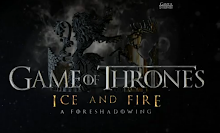 Fire and Ice Foreshadowing Game of Thrones saison 4