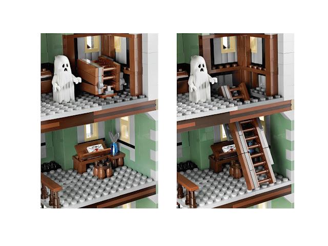 10228 レゴ 幽霊屋敷(モンスターファイター)